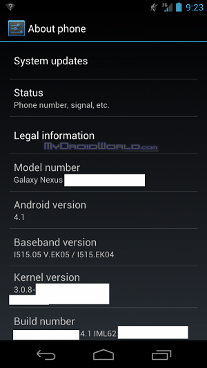 Android4.1