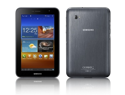 Galaxy Tab Plus SC-02D