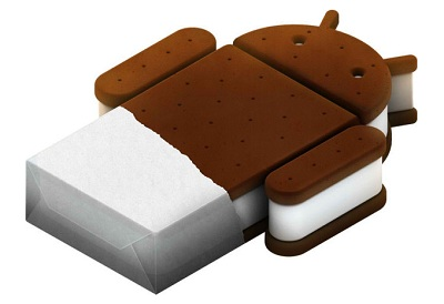 Android4.0.4 Ice Cream Sandwich