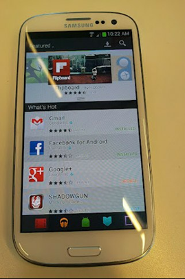 Android 4.1 JellyBean GooglePlay