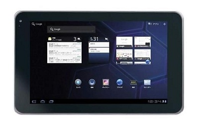 Optimus Pad LTE