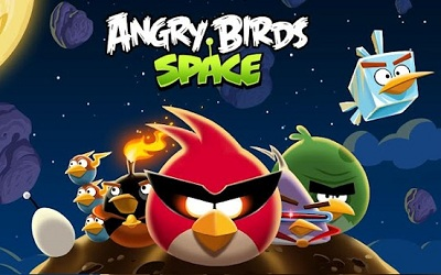 AngryBirds Space