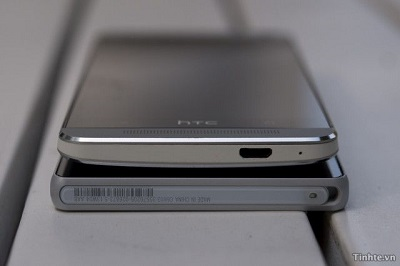 HTC One vs Xperia Z